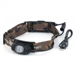Fox Halo Headtorch AL 350 C